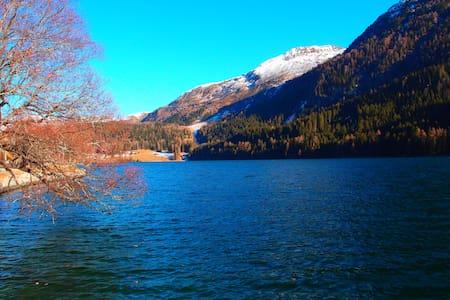 1  1/2 Zi.FeWo am Davoser See