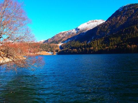 1  1/2 sobni stan na jezeru Davos