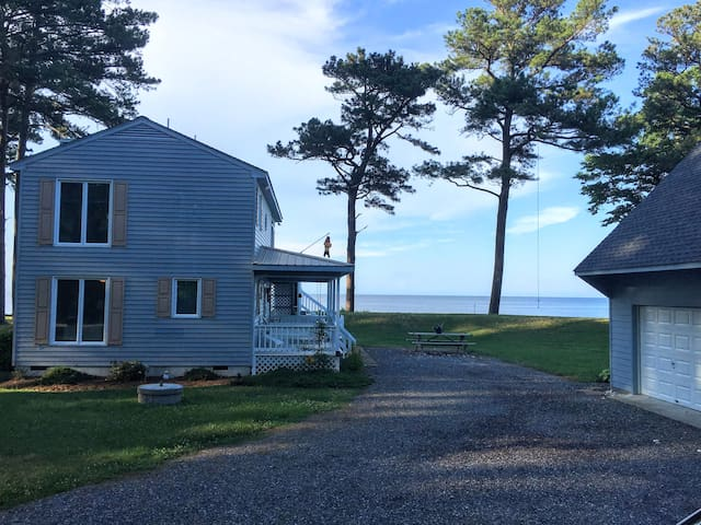Beach/Waterfront Chesapeake Bay Northern Neck Home
