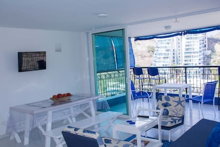 Cozy Apartment by the Beach - Santa Marta