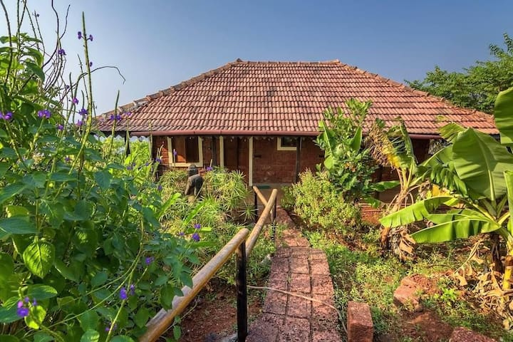 Pet Friendly Cottage with Panoramic view of Sea