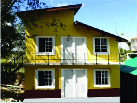 Hotel y Cabañas Xanfari en Miguel Colorado