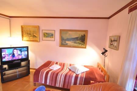 Villa Grönstedt, Enrumslägenhet med egen ingång - Kramfors N - อพาร์ทเมนท์