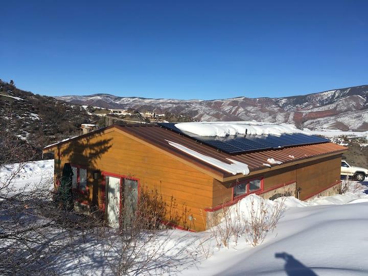 Mountain Refuge- Studio near Aspen/ Snowmass