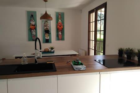 Maison au sein d'un petit village (20min Disney) - Marles-en-Brie