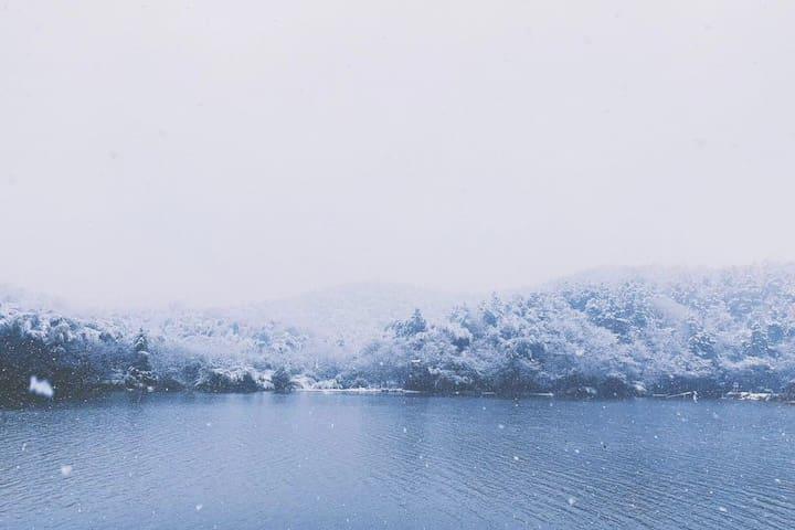 [雾落间]·看山304/田园风光返璞归真/乡伴苏家文创小镇/银杏湖乐园/石塘竹海