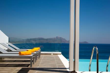 Luxury villa Sunrise2  private pool - Lindos - Villa