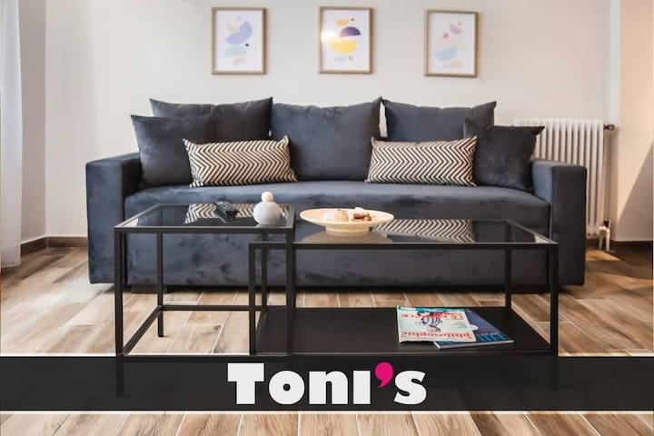 Toni's - Central Apartment next to Syntagma Square
