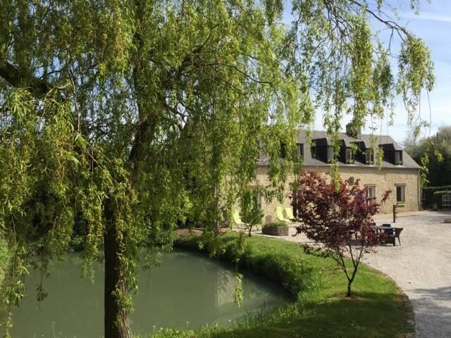 La Rivière - Sainte-Marie-du-Mont - Dom