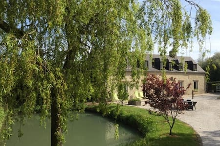 La Rivière - Sainte-Marie-du-Mont - Σπίτι