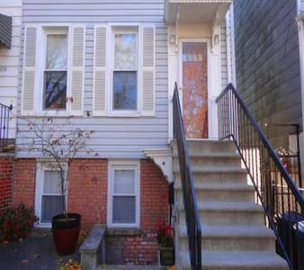 Private sunny South Park Slope 1-bedroom loft - Brooklyn - Apartment