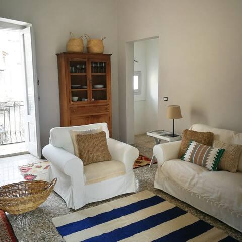 Bright and beautiful designer apartment in Oria