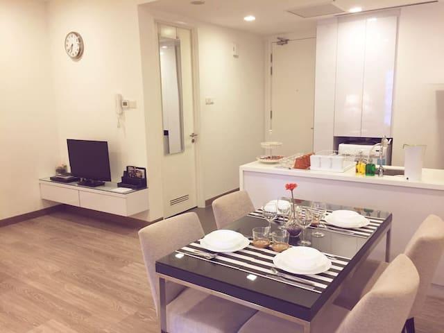 Chen' 2 bedrooms Bukit Bintang 400m to Jln Alor#R3