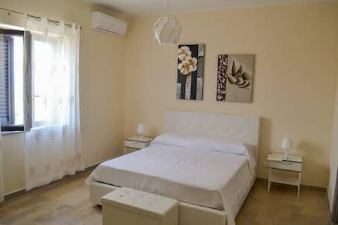 La tua casa a Rossano! (stanza stella)