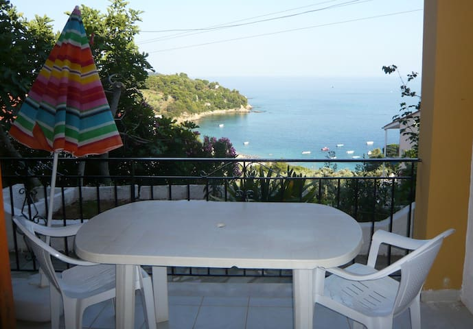 VILLA LEONI VACATION'S - APARTMENT - SEA VIEW - Troulos - Apartment