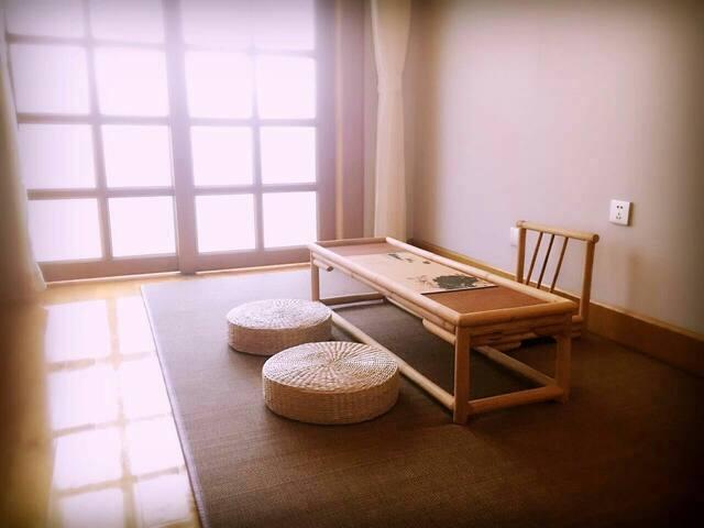箖箊晓驻~茶寮中的客栈,民宿里的茶室! - Yangzhou Shi - Appartement