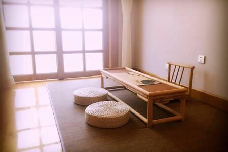 箖箊晓驻~茶寮中的客栈,民宿里的茶室! - Yangzhou Shi - Wohnung
