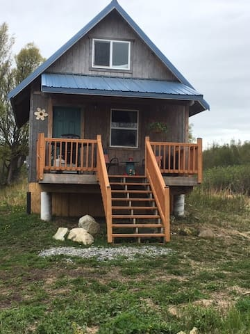 Cook Inlet Cabin