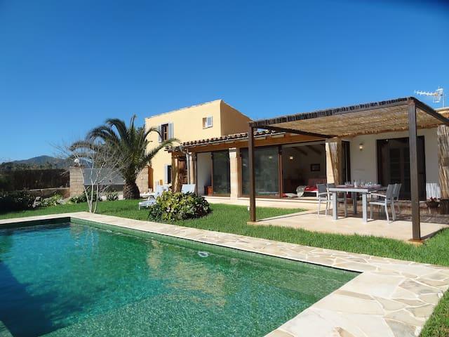 BONITA FINCA CERCA DE LA PLAYA - ソンセルベーラ - 別荘