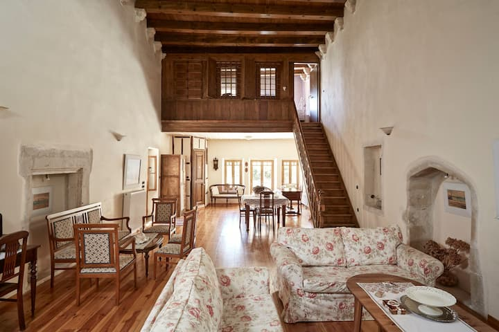 Private residence up to 8 persons in Rethymno  town