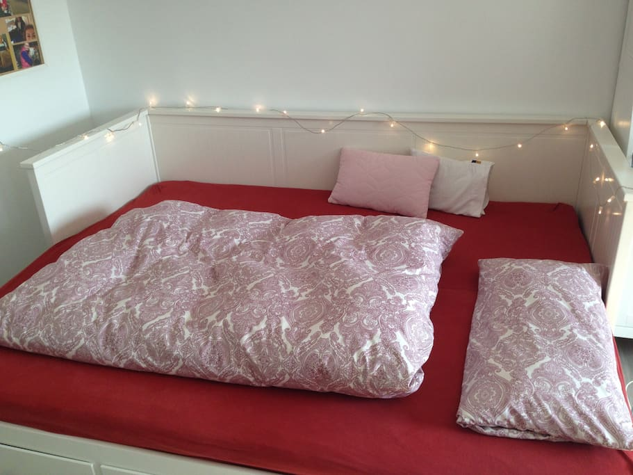 180 cm Bed
