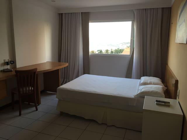 Flat Ponta Negra mobiliado - Excelente Localização - Natal - Apartment