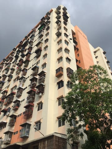 Entire Apartment @ Ayer Itam 极乐寺 #Budget @ PENANG