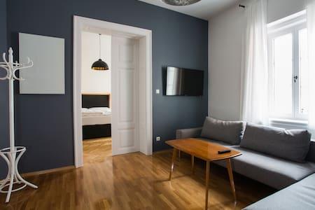 Designer Suite am Marktplatz - Ehrenhausen - Szoba reggelivel