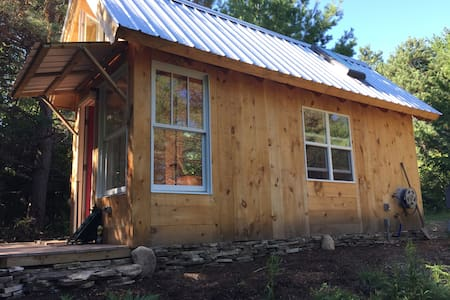 A tiny house: a simple getaway in NoMich - Charlevoix - Outro