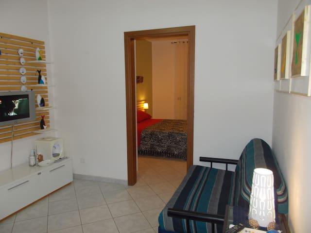 Sicilia ... ed una casa difronte al mare - Torre Faro - Apartment
