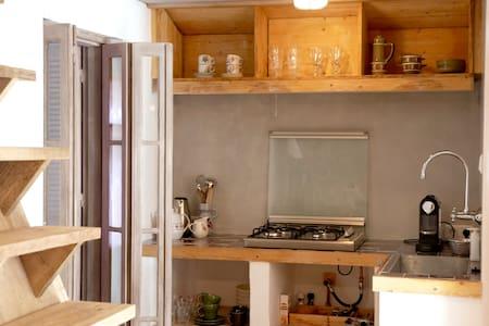 Boutique Bed & Breakfast In de aap - Bergen - Zomerhuis/Cottage