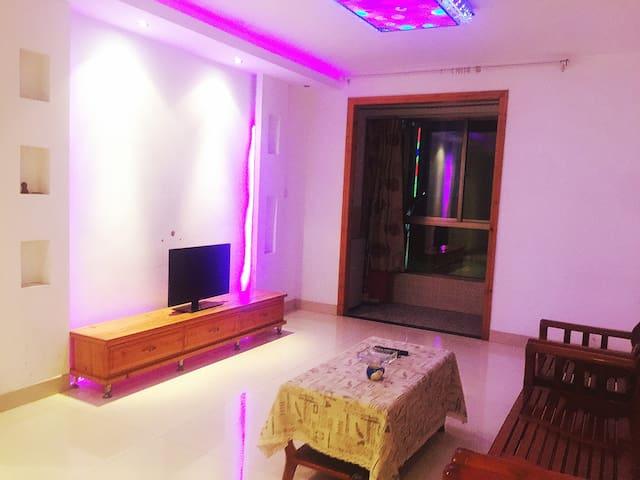 锦绣江南全房原木生态两房 - Huangshan - Apartment