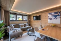 Charleston Peak - A stunning one bedroom apartment in the centre or Zermatt