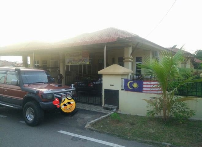 comfortable and affordable homestay Bandar Jengka
