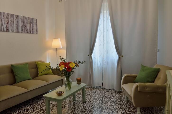 Il salotto - The living room