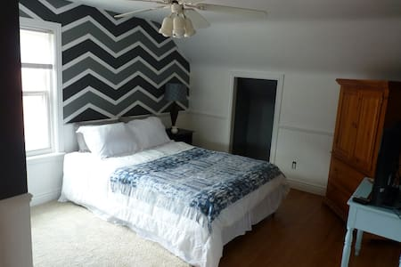 Comfortable private space in beautiful area