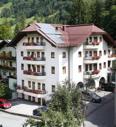 Sehr zentral gelegenes Appartement - Bad Hofgastein