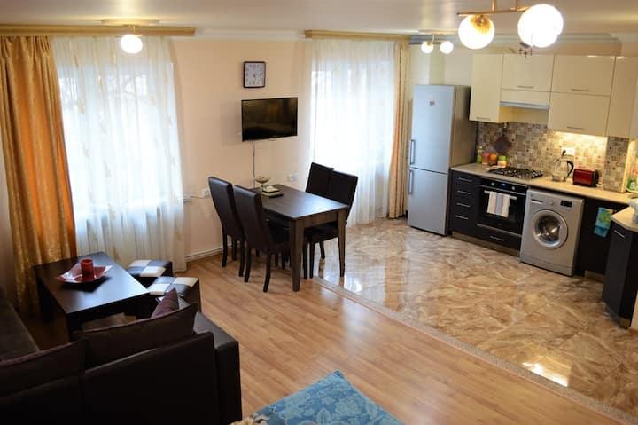 Квартира-студио # 1 - близко к центру