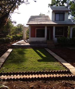 Holiday home in Girivan Resorts near Pune