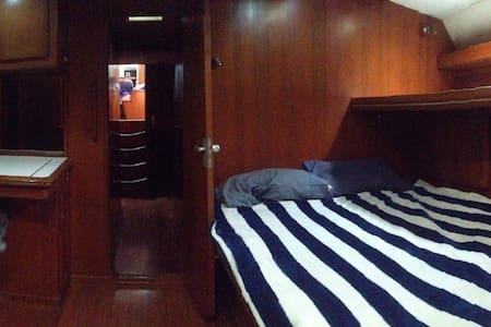 Live on the boat in center San Juan - San Juan Capistrano