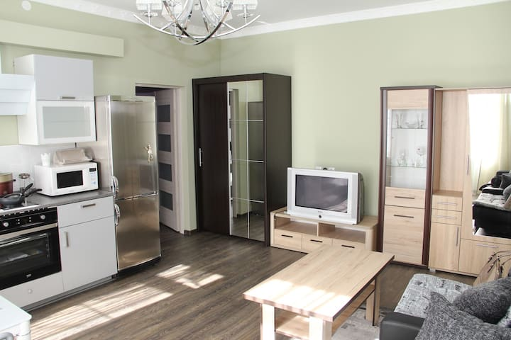 2-х комнатная квартира-студия - Zelenogradsk - Apartment