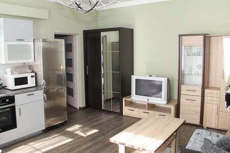 2-х комнатная квартира-студия - Zelenogradsk