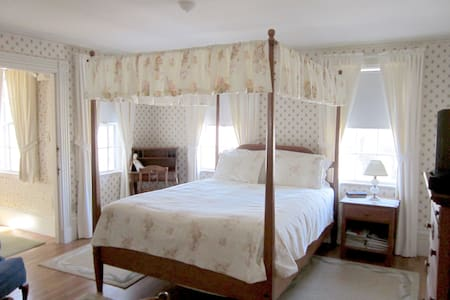 Private bedroom with full bath. - Essex