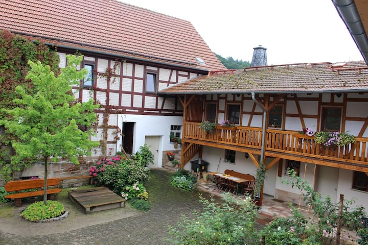 Hofurlaub zwischen Rudolstadt - Weimar - Jena
