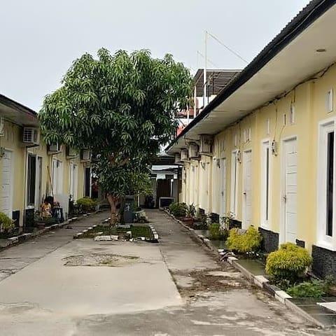 Rumah Kost Putra Putri Pusat Kota Pekanbaru