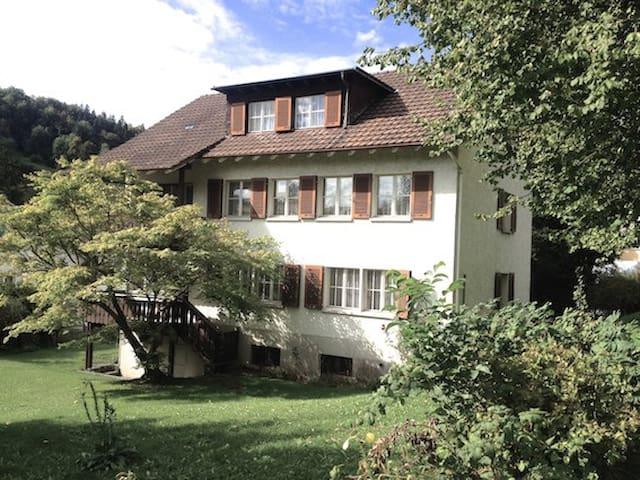 Stadtaubett - Lichtensteig - Casa