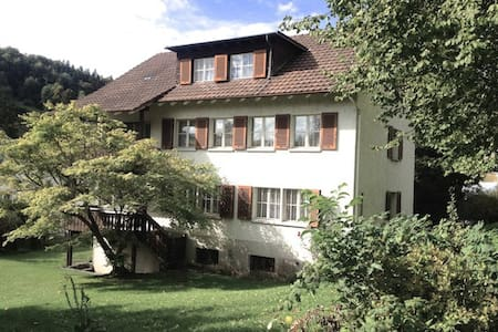 Stadtaubett - Lichtensteig - Haus