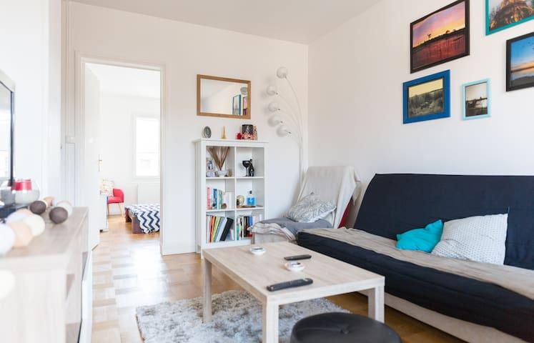 Chambre privée place St Marc Rouen - Rouen - Apartment