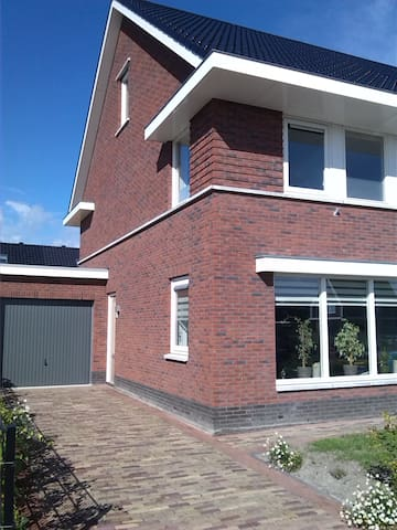 New built House close to Hoorn and Amsterdam