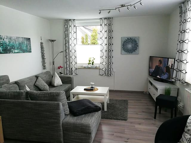 "The cozy modern apartment ""Winterberg Citylife"" is located directly on the ski area below the St. Georg hill."